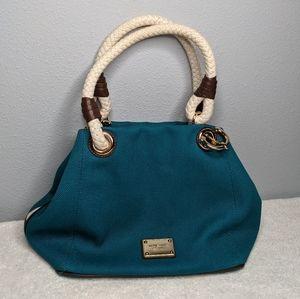 Michael Kors Marina Hobo Bag Teal